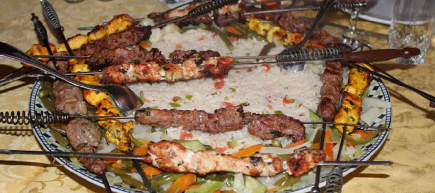 1 FARLIGT fel, som många kvinnor gör när de äter kött