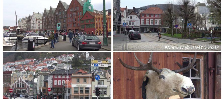 4 SAKER som du kan göra i Bergen, Norge + RESEFOTON!