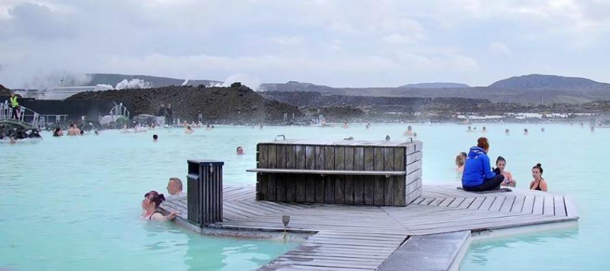 Det kommer ett spa- och lyxhotell till den berömda blå lagunen i Island
