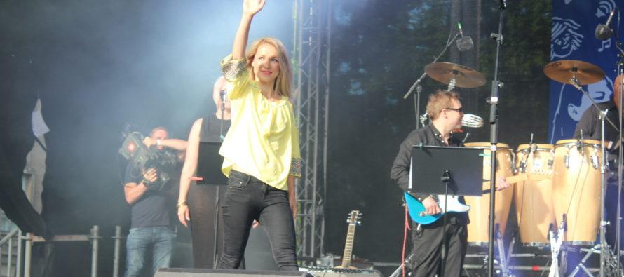 Finska dagar som ordnades i Tallinn uppfyllde Lenna Kuurmas gamla dröm + BILDER!