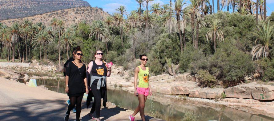 Helena-Reet: Nästa vecka åker jag igen till Marocko med ett par arbetskamrater