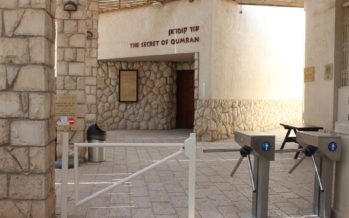 Reseblogg om Israel – om grottan Qumran och Döda havet + RESEFOTON!