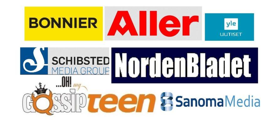 Helena-Reet: TOP10 mediegrupper i Skandinavien – Bonnier, Sanoma, MTG, Schibsted, Egmont, Aller, YLE, Otava, Alma, NordenBladet