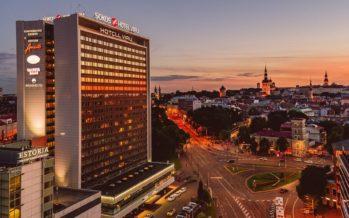 """Viru hotell """"norpade"""" Solo Sokos Hotel Estorias tema rum! + intervju med sälj- och marknadschefen för Sokos Hotels Tallinn"""
