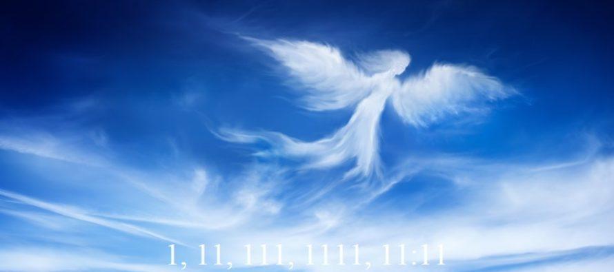 BUDSKAP FRÅN ÄNGLAR: Vad betyder det att man ser siffrorna 1, 11, 111 och 1111? LÄS vilken slags budskap ängeln vill lämna dig genom att använda siffror!