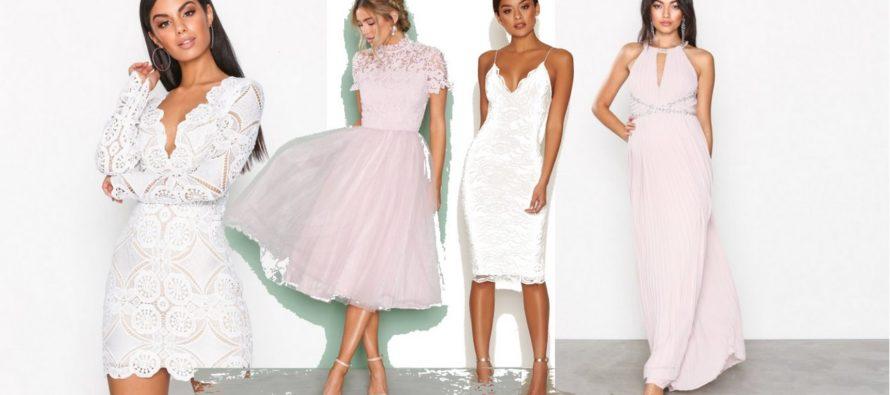 JÄTTESTOR kollektion vackra klänningar för examensfest och andra festligheter! Bifogas FOTOGALLERI!