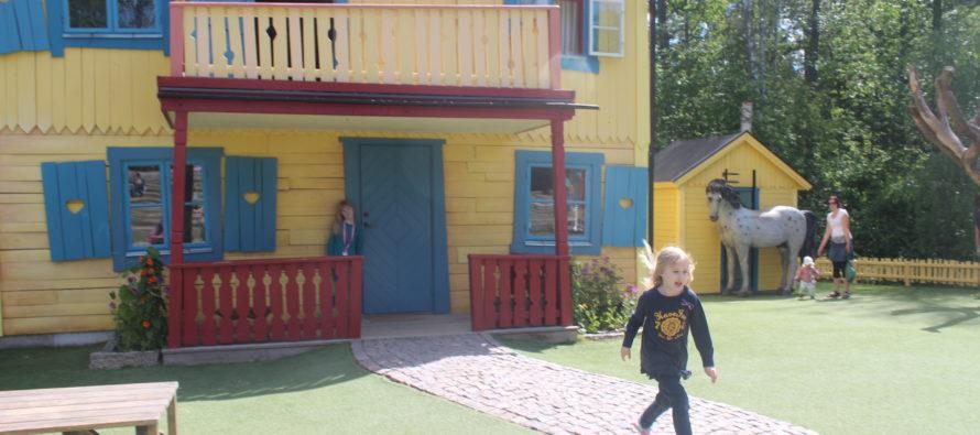 Helena-Reet: Skandinaviska temaparker – Med barnen i Astrid Lindgrens Värld i Vimmerby, Sverige + STORT BILDGALLERI!