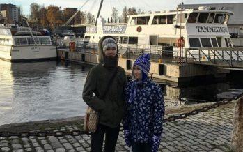 Med barnen Finland runt med bil (VOL2: Intryck från Tammerfors (Tampere) – sevärdheter och mycket mera) + RESEFOTON!