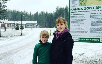Helena-Reet: Med barnen Finland runt med bil (VOL8 – Från Rovaniemi till Kajana genom Ranua, Pudasjärvi och Puolanka) + FOTON!