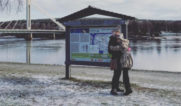 Helena-Reet: Med barnen Finland runt (VOL7 – Från Kittilä till Rovaniemi, Santa Claus Holiday Village osv) + FOTON FRÅN RESAN!