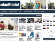 Helena-Reet: Vi öppnade webbsajterna NordenBladet.fi och NordenBladet.se!! Intresset för sajten NordenBladet är stort och varje dag tänker vi – vart ska vi nu? Vad blir det näst?
