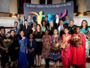 Sverige: Prinsessan Sofia delade ut pris till barnrättshjältar