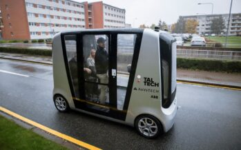 E-Estlands råd: Självkörande fordon väntar på lagändring