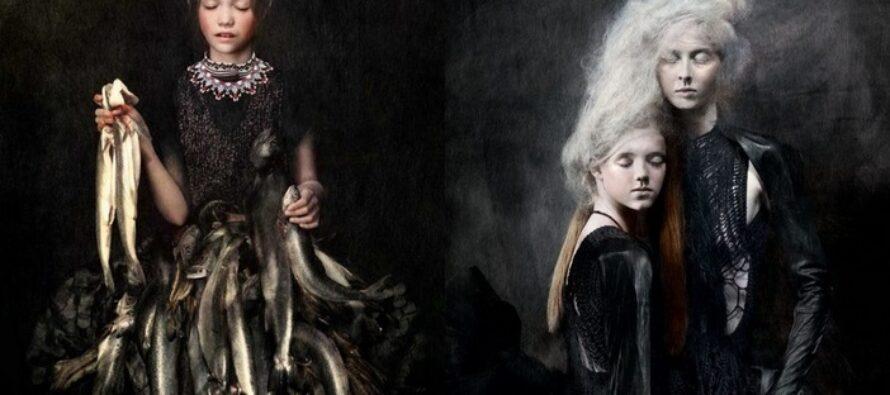 Modernt mode från Island, Grönland och Färöarna på Estlands museum för konsthantverk och design