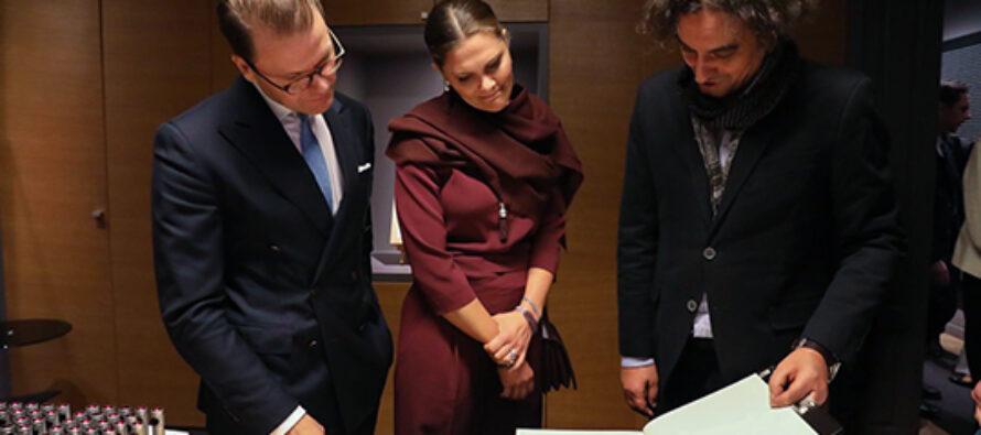 Sverige: Kronprinsessparet besökte Bosnien och Hercegovina + VIDEO