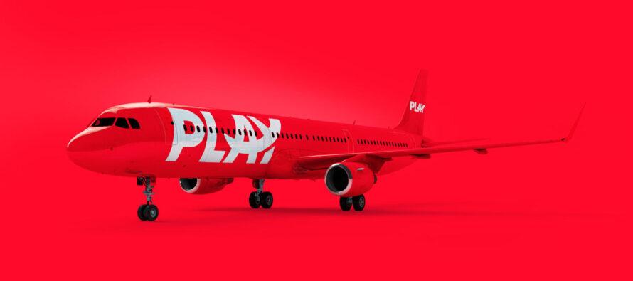 Island: Ett nytt lågprisflygbolag Play startar sin verksamhet på Island