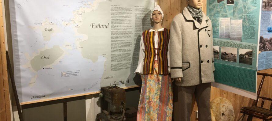 Estland: Aibolands museum i Hapsal (estlandssvenskarnas museum i Estland) + BILDER!