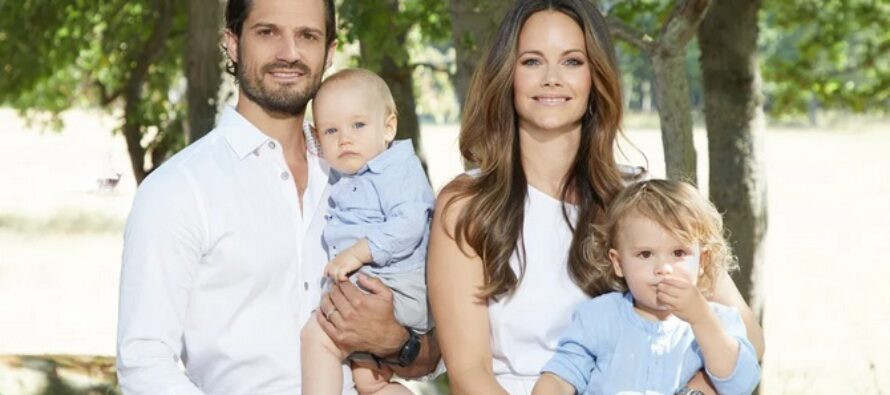Sverige: Prinsparet besökte Värmlands län