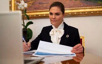 Sverige: Drottningen och Kronprinsessan deltog vid Global Child Forum Action Lab