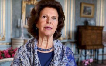 Sverige: Drottningen vid digital konferens om förebyggande av sexuellt våld mot barn