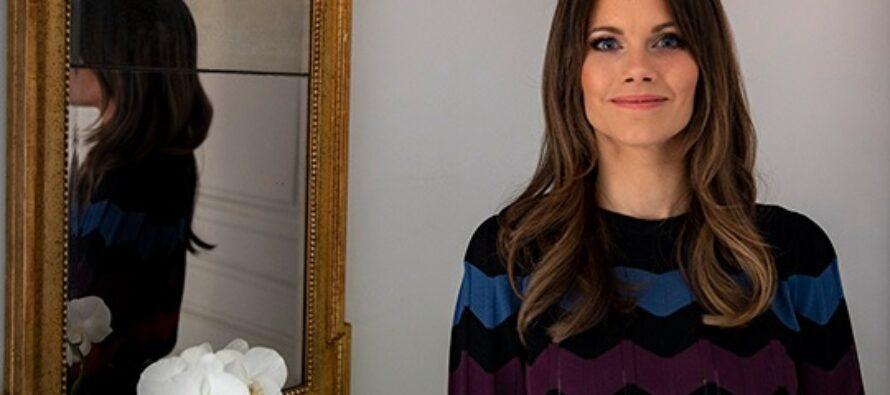 Sverige: Prinsessan Sofia deltog vid Reach for Changes 10-årsjubileum
