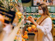Danmark: Förbjudet att köpa mat utan munskydd