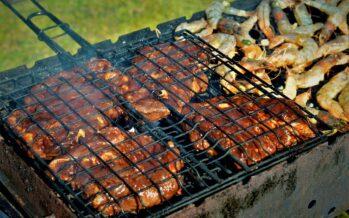 Helena-Reet: Hej, grillsäsong! Så här var årets första utomhusevenemang! FOTON!