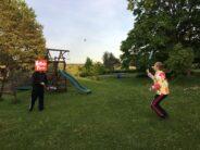 Helena-Reet: Hygge-morgon, lite reklam för våra E & S-hit produkter, badminton och denna dag som ett STOR FOTOGALLERI!