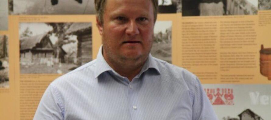"""I VILKEN RIKTNING går den s.k. """"utställningstrenden""""? Kristjan Raba, utställningsdirektör för Estlands nationalmuseum, i samtal med NordenBladet"""
