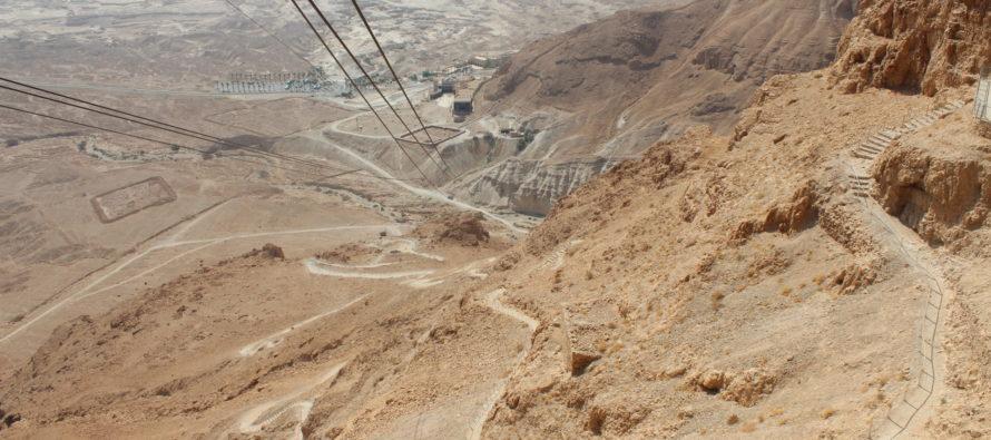 Helena-Reet: Israels reseblogg: Masada – en av de mest kända symbolerna för judarnas motstånd mot romarriket